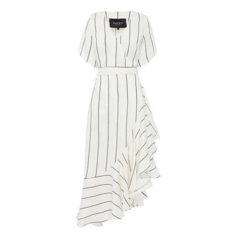 Stripe Midi Dress, ${color}