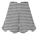 Gingham Peche Shorts, ${color}