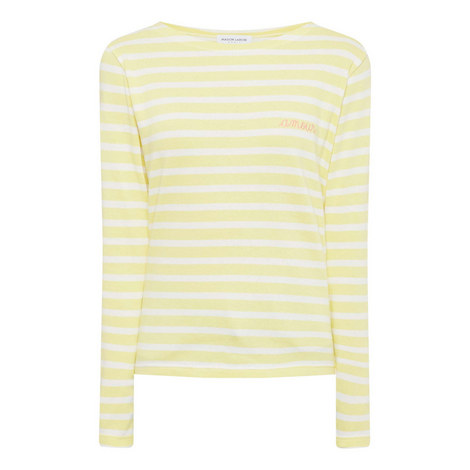 Amour Striped T-Shirt, ${color}