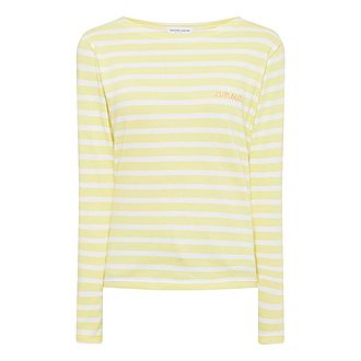 Amour Striped T-Shirt