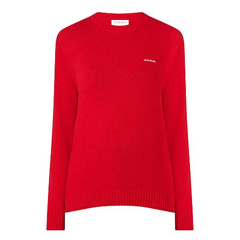 Amour Cashmere Sweater, ${color}