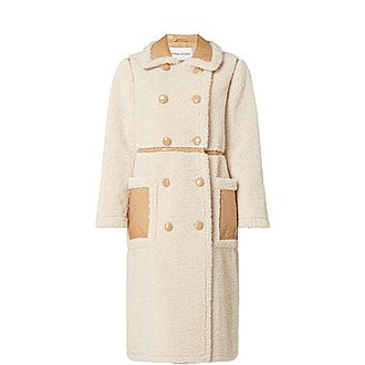 Morgan Faux-Fur Coat