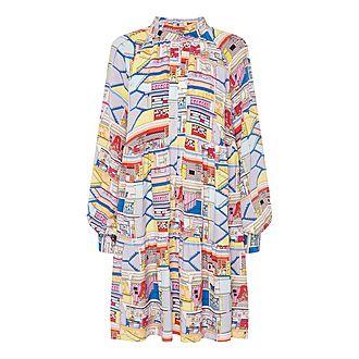 Jasmine Plazzo Dress