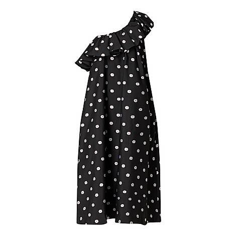 Valentina One Shoulder Dress, ${color}