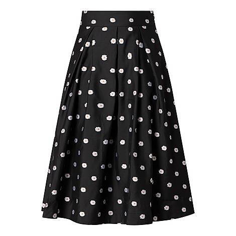 Piper Daisy Midi Skirt, ${color}