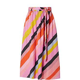 Audrey Parallels Skirt