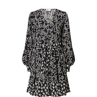 Farrow Print Dress