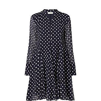 Elisabeth Dotted Dress