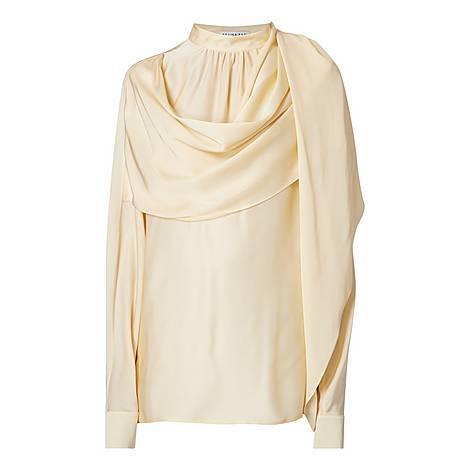 Ira Silk Shirt, ${color}