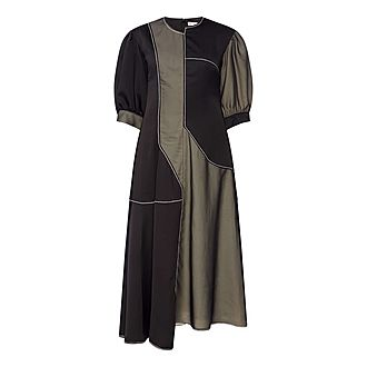 Dylan Mix Print Dress