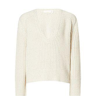 Diane V-Neck Sweater