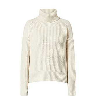 Diana Roll Neck Sweater