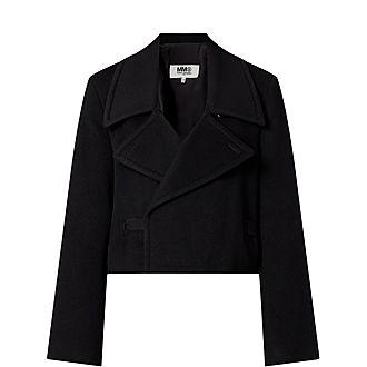 Short Wool Jacket