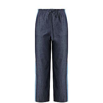 Kaia Chambray Trousers