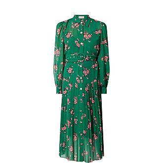 Tara Pleated Dress