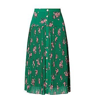 Kristi Pleated Skirt