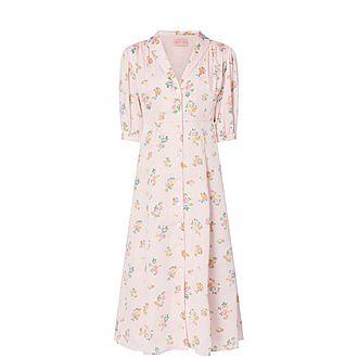 Siena Floral Tea Dress