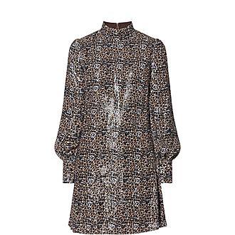 Melissa Leopard Dress