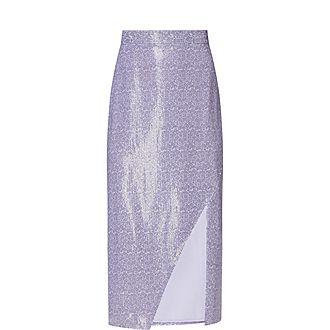Stevie Split Skirt