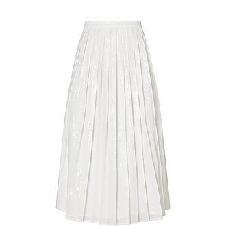 Esme Pleated Skirt