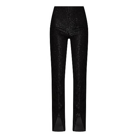 Fonda Textured Trousers, ${color}