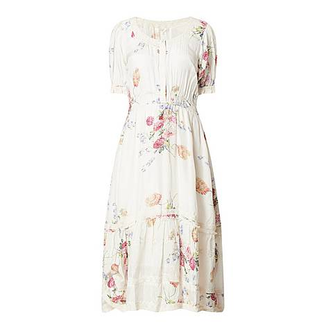 Wendy Floral Midi Dress, ${color}