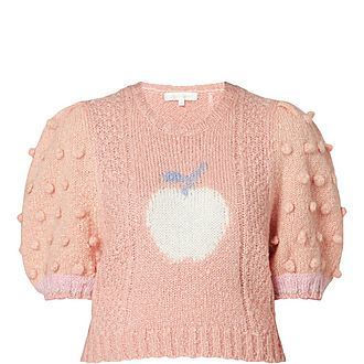 Cyrielle Cropped Sweater