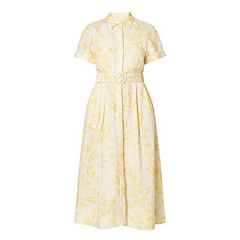 Rousseau Midi Dress, ${color}