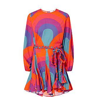 Ella Rainbow Dress