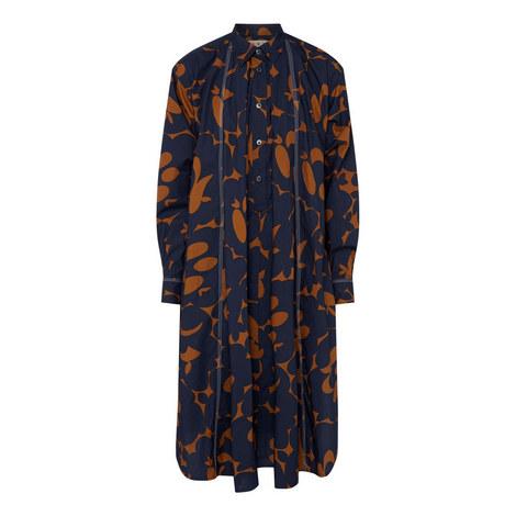 Belou Print Shirt Dress, ${color}