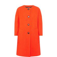 Wool Twill Coat