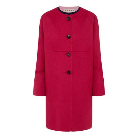 Reversible Wool Coat, ${color}
