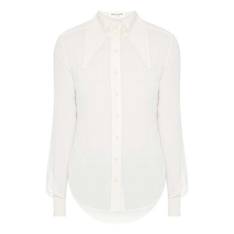 Sheer Blouse, ${color}