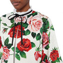 Multi Rose Brocade Jacket, ${color}