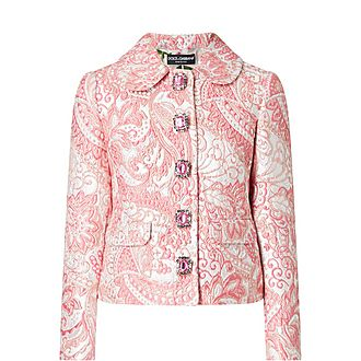 Brocade Short Jacket
