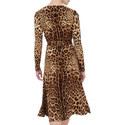 Cady Leopard Dress, ${color}