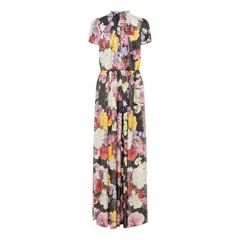 Long Chiffon Dress, ${color}