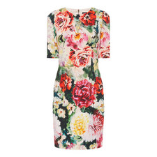 Cady Floral Dress