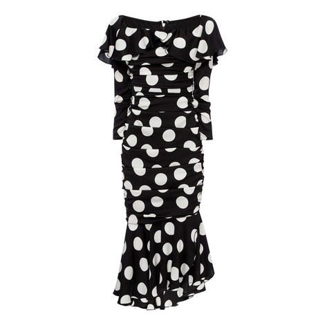 Polka Dot Dress, ${color}