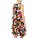 Floral Ruffle Dress, ${color}