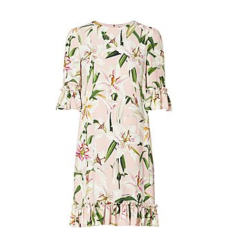 Lily Frill Dress