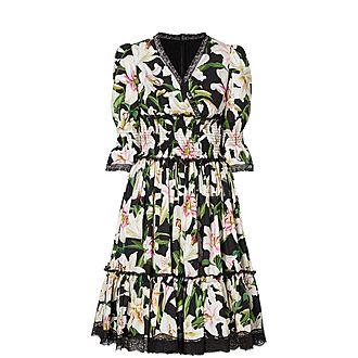 Lily V-Neck Dress