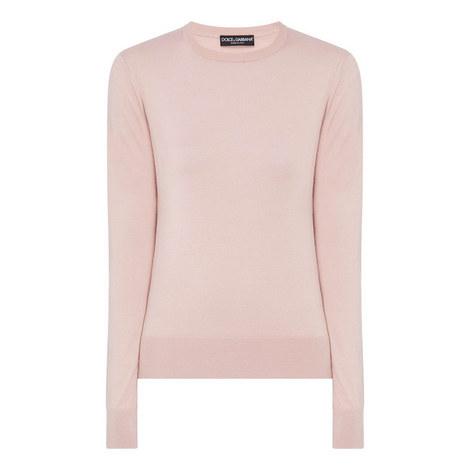 Cashmere Blend Sweater, ${color}