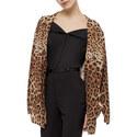 Long Leopard Print Cardigan, ${color}