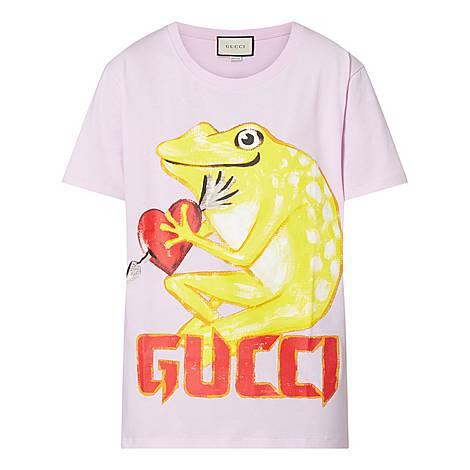 Short Sleeve Frog T-Shirt, ${color}