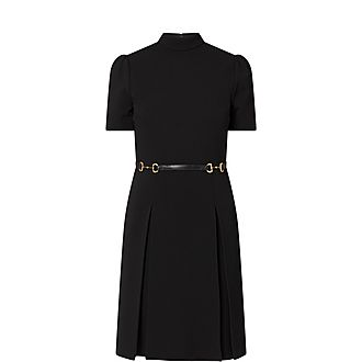Horsebit Dress