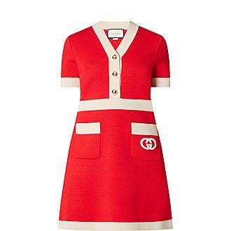 Short Trim Dress