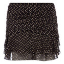 Woven Wrap Skirt, ${color}