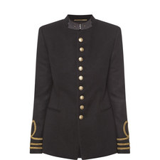Officer Button Jacket