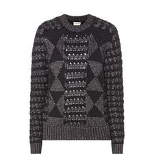 Bobble Knit Sweater